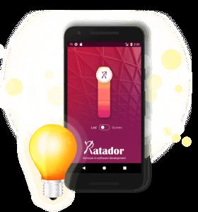 lightkatador application android branding